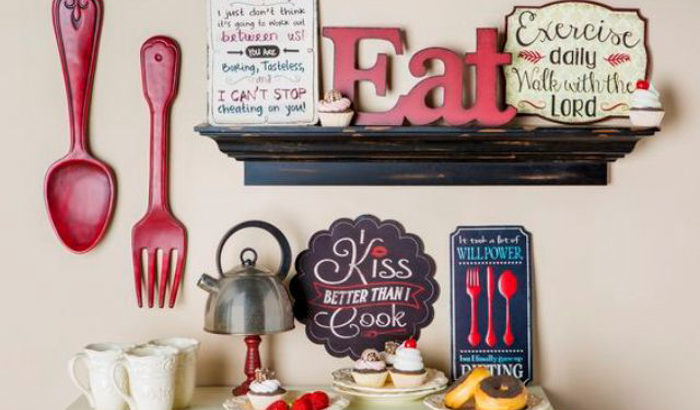 40 Diy Kitchen Wall Decor Ideas Creative Farmhouse And Modern Decors