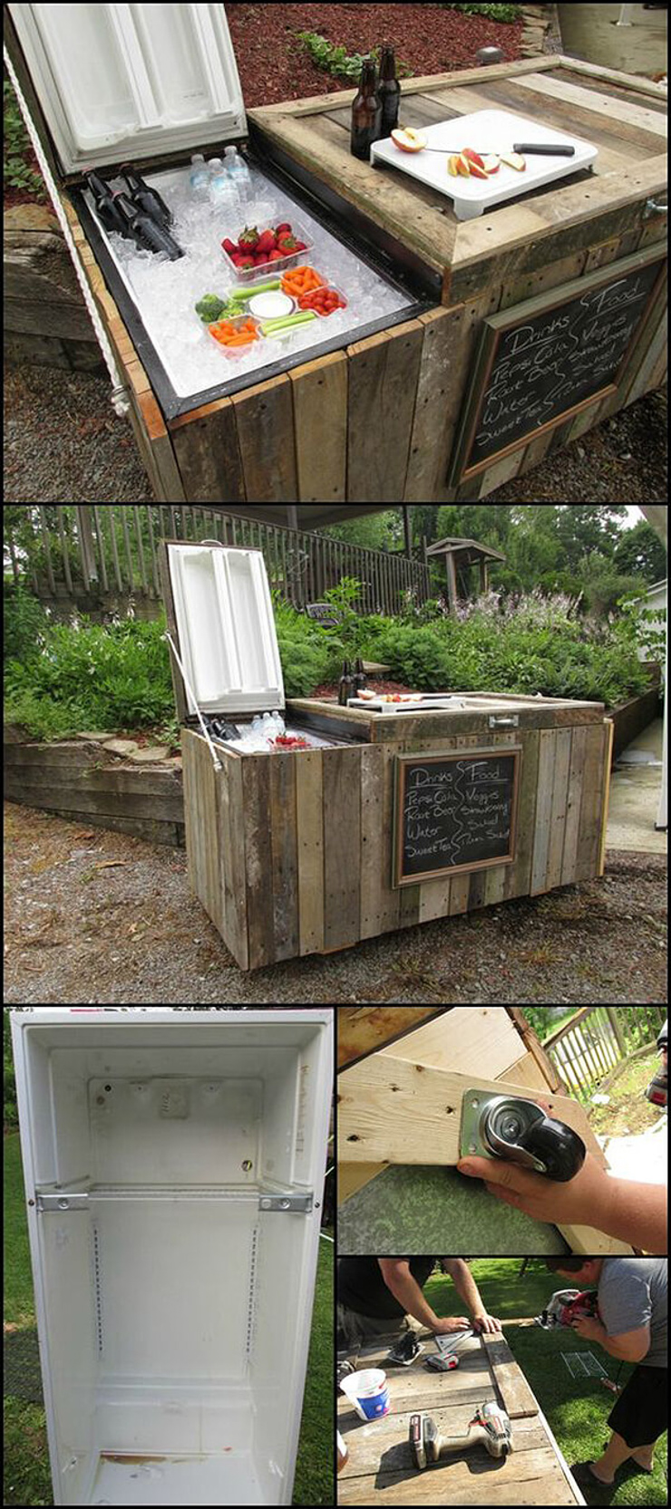 40 Diy Outdoor Bar Ideas Inexpensive Bar Setting And Table Ideas
